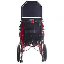 Aluminium Light Weight Recliner Push Chair