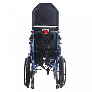 Aluminium Light Weight Recliner Wheelchair