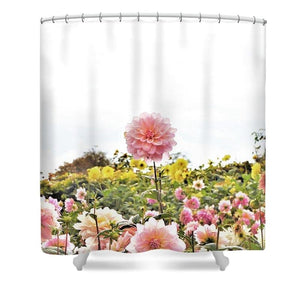 Above The Rest - Shower Curtain