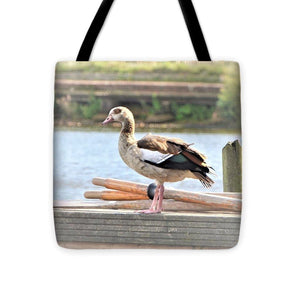 Composed Poise - Tote Bag