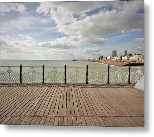 Cool Breeze - Metal Print