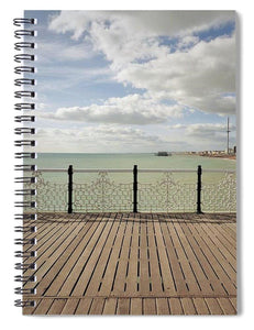Cool Breeze - Spiral Notebook