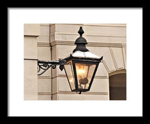 Eternal Flame - Framed Print
