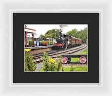 Final Destination - Framed Print
