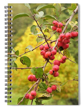 Fruitful Bliss - Spiral Notebook