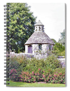 Garden Tower - Spiral Notebook