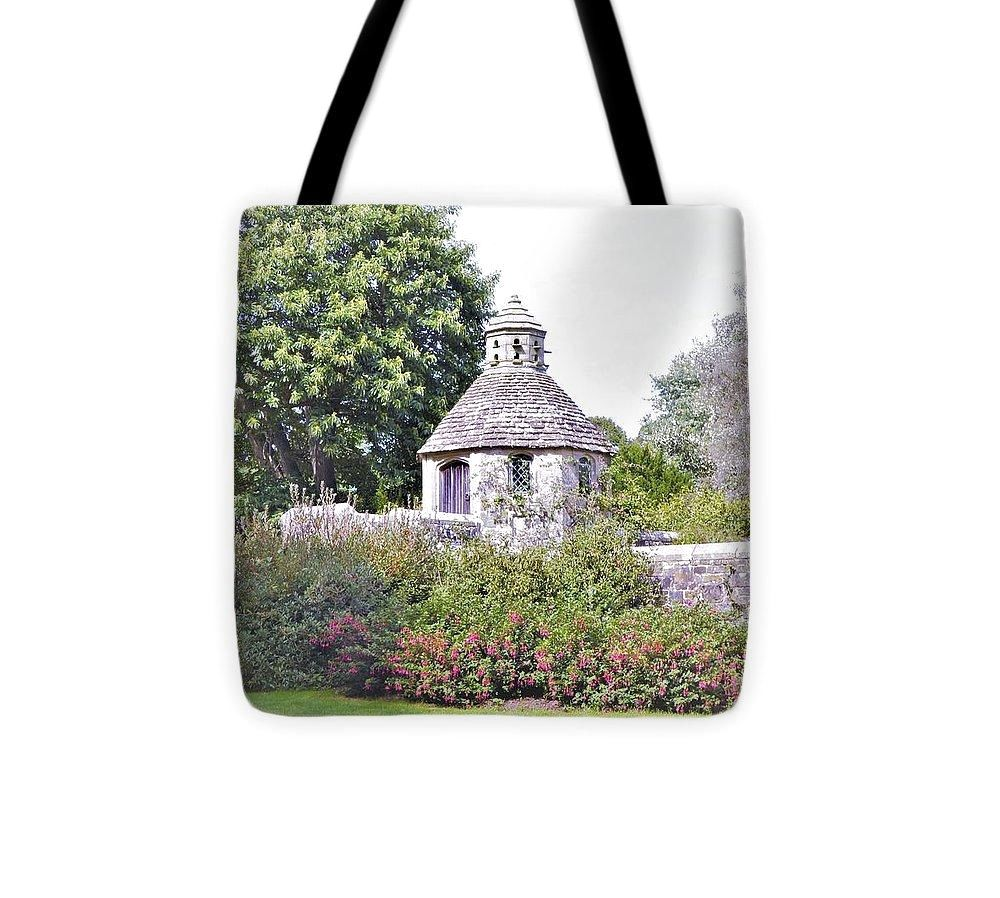 Garden Tower - Tote Bag