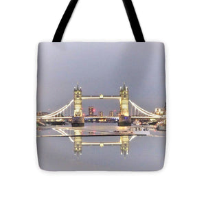 Gold Reflections - Tote Bag