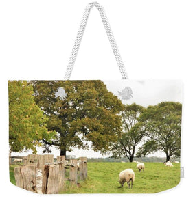 Grazing The Field - Weekender Tote Bag