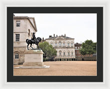 Honorable Defense - Framed Print