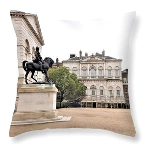 Honorable Defense - Throw Pillow