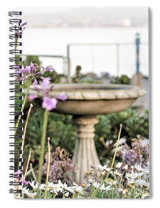 love in bloom spiral notebook avery rose designs