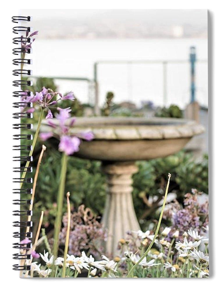 Love In Bloom - Spiral Notebook