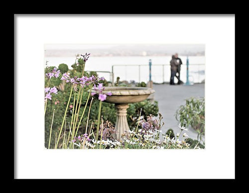 Love In Bloom - Framed Print