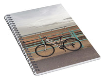 On The Boardwalk - Spiral Notebook