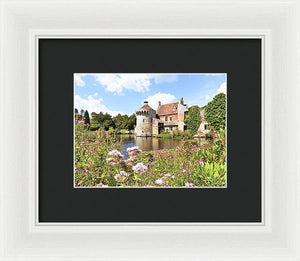 Peaceful Serenity - Framed Print