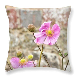 Pop Of Color - Throw Pillow
