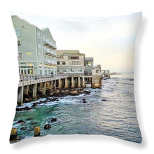Sunset Waters - Throw Pillow