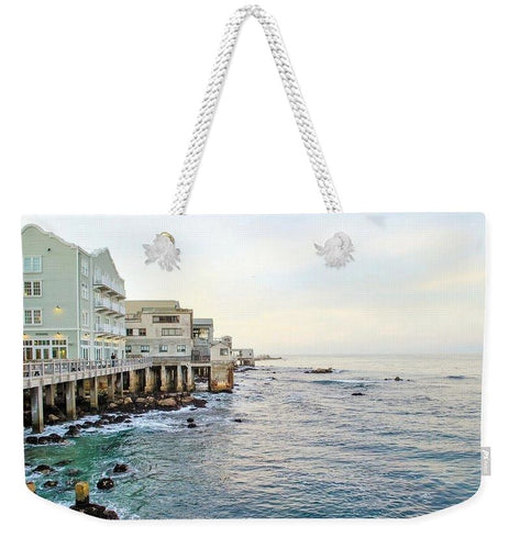 Sunset Waters - Weekender Tote Bag
