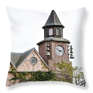 Vienna Leone - Throw Pillow