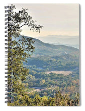Wine Country - Spiral Notebook