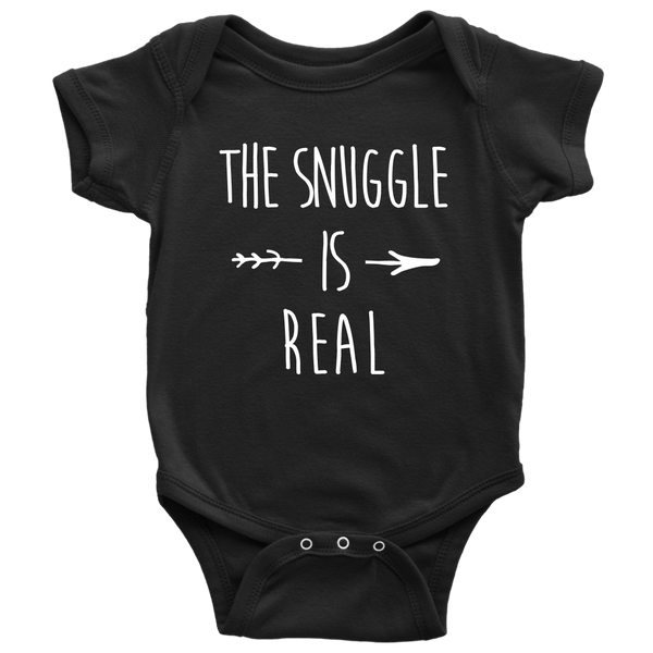 The Snuggle is Real Onesie - everbabies