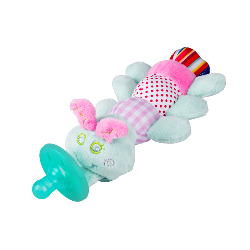 2 in 1 Removable Animal Toy Infant Pacifier - everbabies
