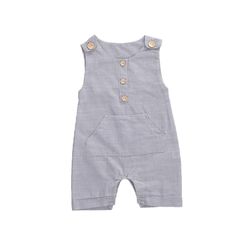 Baby Casual Cotton Romper