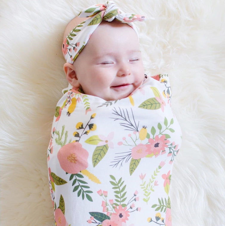 Swaddle Wrap Set GIVEAWAY - everbabies
