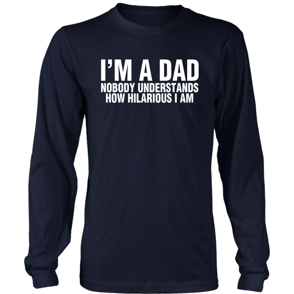 I'm A Dad Joke Long Sleeve Shirt - everbabies