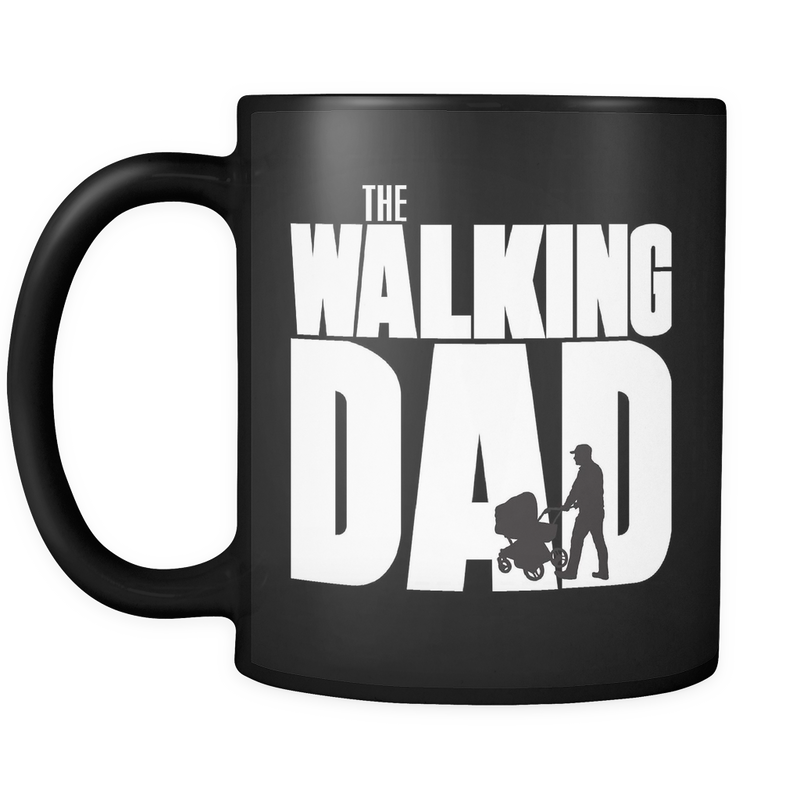 The Walking Dad Mug - everbabies