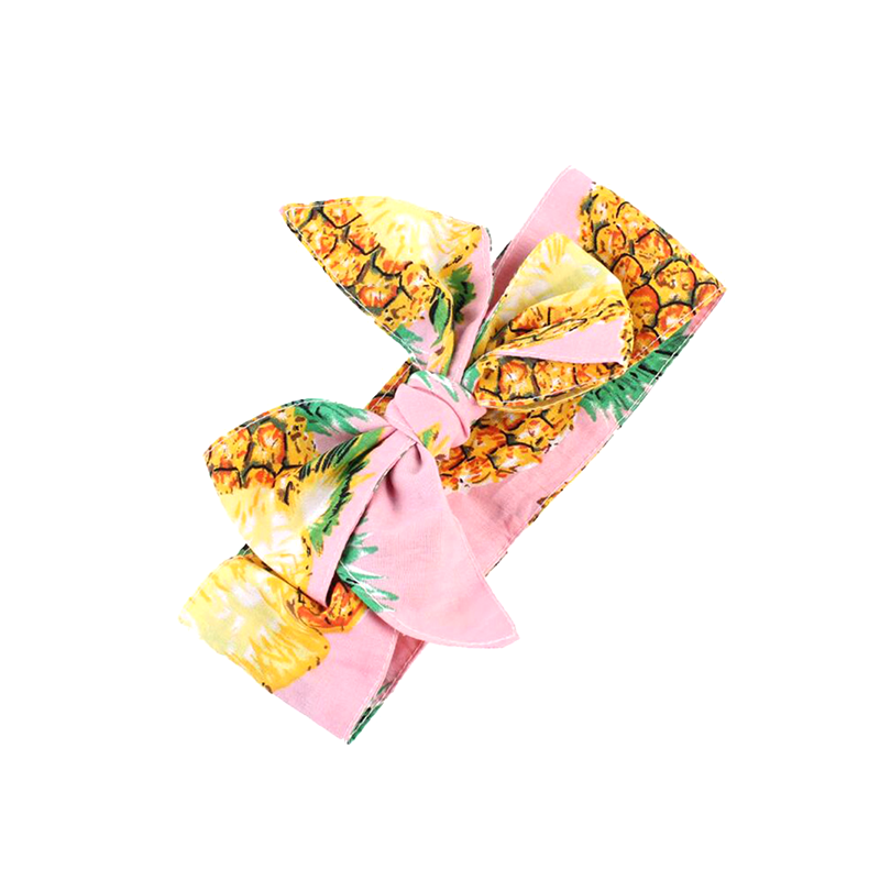Fruity Bow Baby Headbands - everbabies