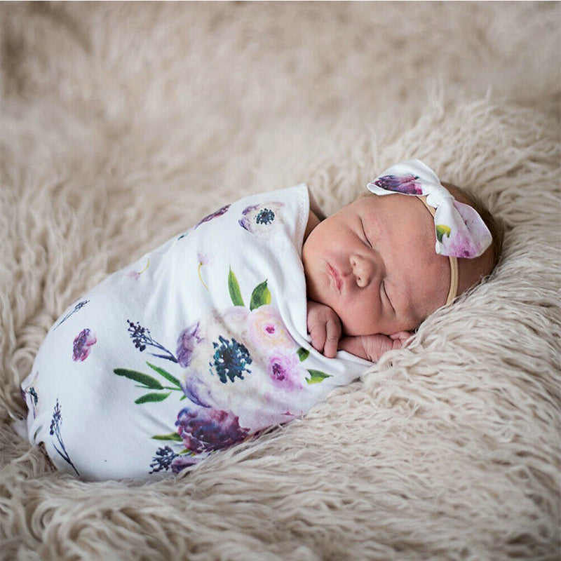 Swaddle Wrap Set GIVEAWAY