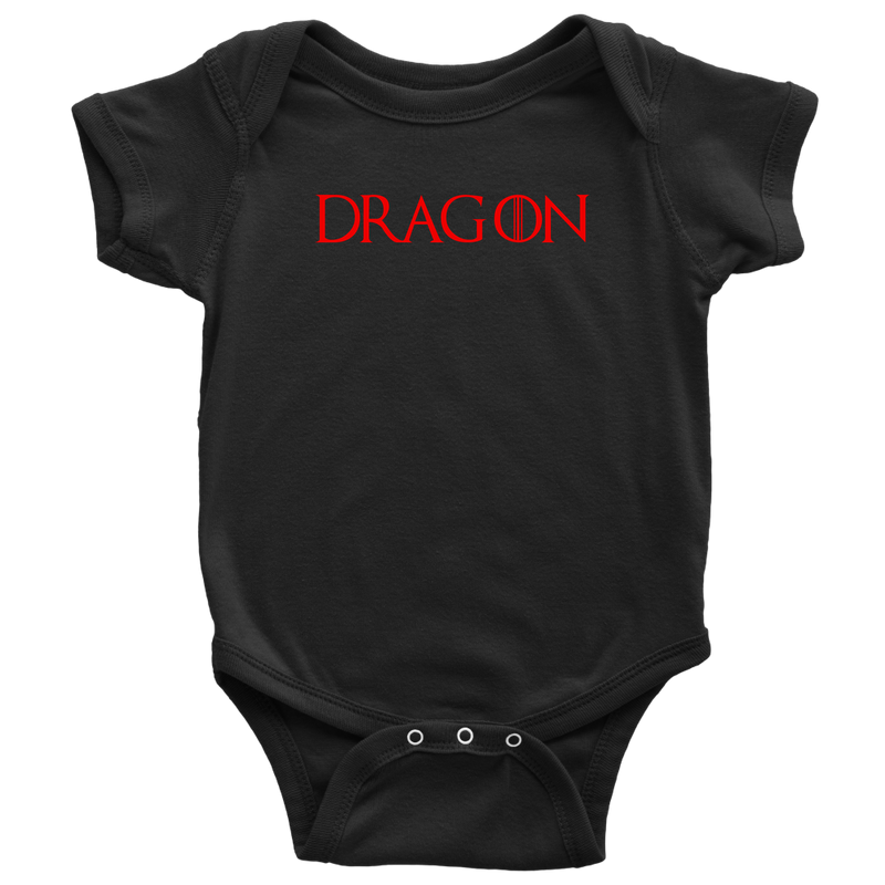 Mother of Dragon GOT Inspired Mom and Baby Set - everbabies