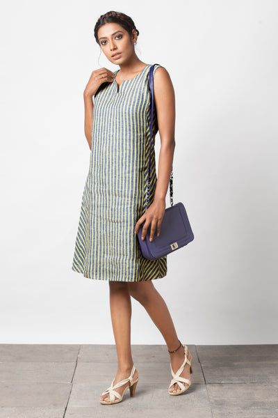 Linen Shift Dress : Sizes Left -M- 1, L-1