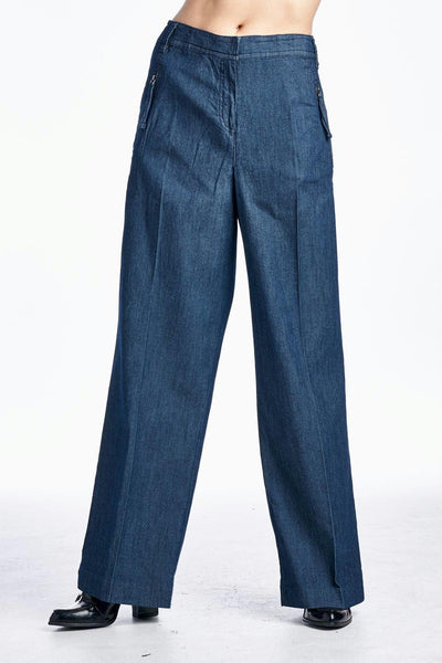 Larry Levine Stretch Pants