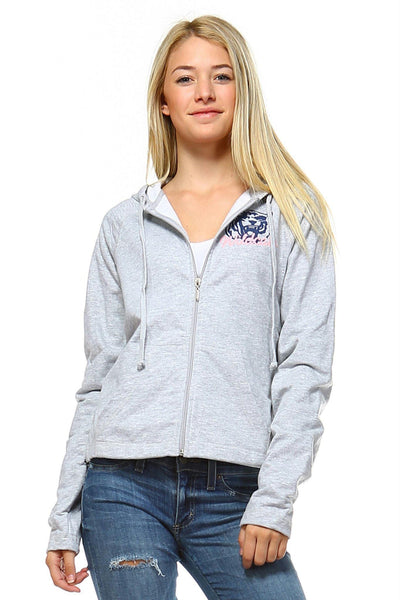 Women's Zip Up Sweater