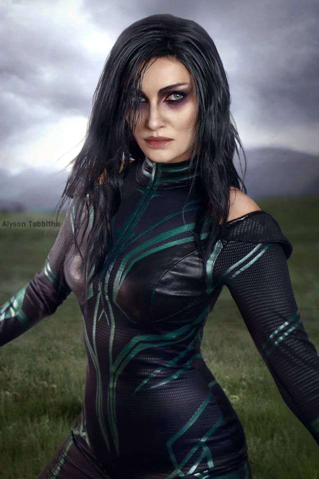Hela Cosplay From Thor 3 Ragnarok