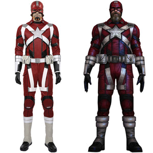 Black Widow 2020 film-Alexei Shostakov-Red Guardian Halloween Carnival Costume Cosplay Costume for Men