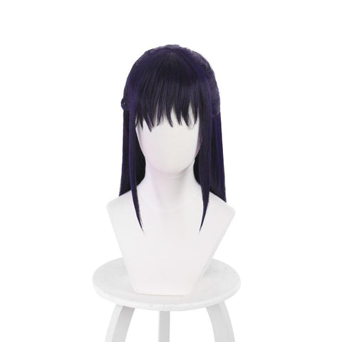 Jujutsu Kaisen Utahime Iori Carnival Halloween Party Props Cosplay Wig Heat Resistant Synthetic Hair
