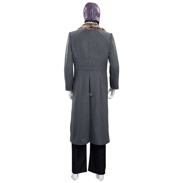 The Falcon and the Winter Soldier Baron Zemo Cosplay Costume Halloween Carnival Suit