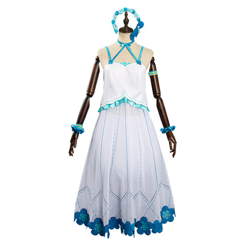 Re: Life in a different world from zero Typhon Halloween Carnival Costume Cosplay Costume Dress Outfits