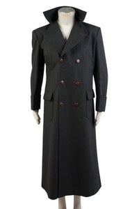 Sherlock Holmes Cape Coat Cosplay Costume - Wool Version