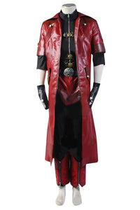 DMC Devil May Cry 4 Dante Cosplay Costume Custom Full Set