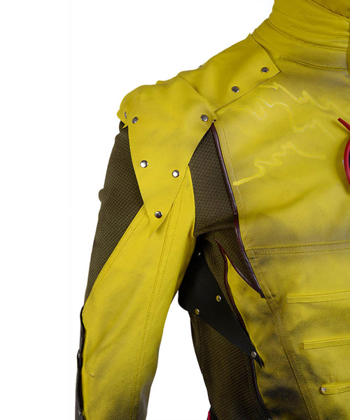 Flash TV The Reverse-Flash Professor Zoom Eobard Thawne Cosplay Costume