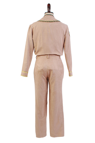Battlestar Galactica 1978 Galactica Uniform Cosplay Costume