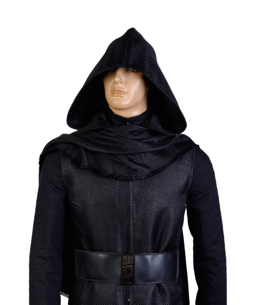 Star Wars Sith Kylo Ren Cosplay Costume Whole Set