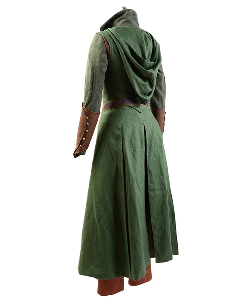 The Hobbit 2 / 3 Elf Tauriel Outfit Cosplay Costume