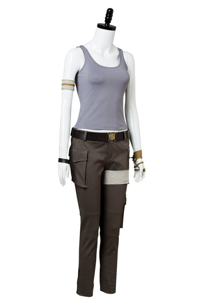 2018 Movie Tomb Raider Lara Croft Outfit Cosplay Costume