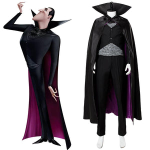 Hotel Transylvania 3: Summer Vacation Dracula Cosplay Costume